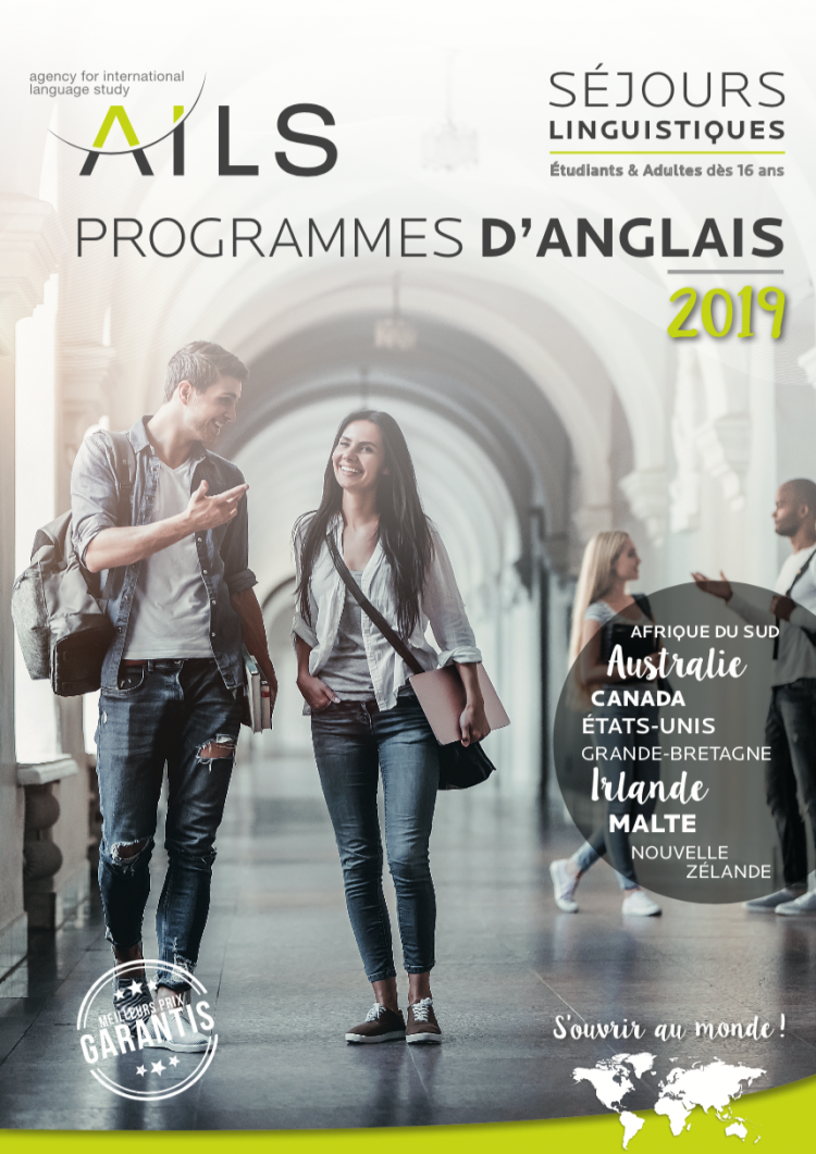 Brochure Anglais Adulte 2019