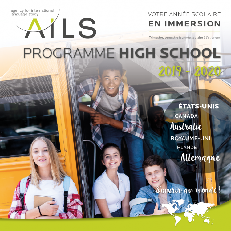 Brochure High School 2019